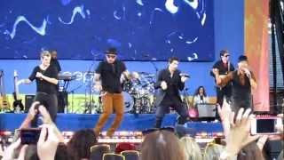Backstreet Boys Everybody (Backstreet's Back) (Soundcheck GMA 8/31/12)