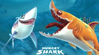 Hungry Shark World: Porbeagle Shark Attack
