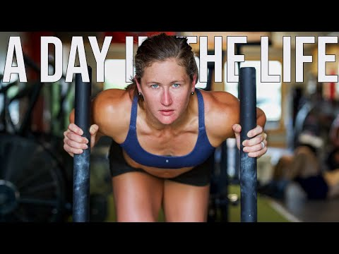 A DAY IN THE LIFE OF THE WORLDS FITTEST WOMAN | Tia Clair Toomey