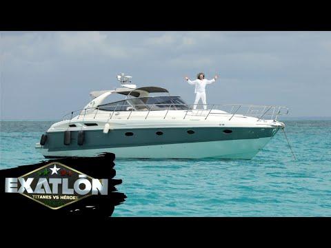 Campeones y leyendas vienen en búsqueda de la mayor presea del Exatlón. | Episodio 1 |Exatlón México