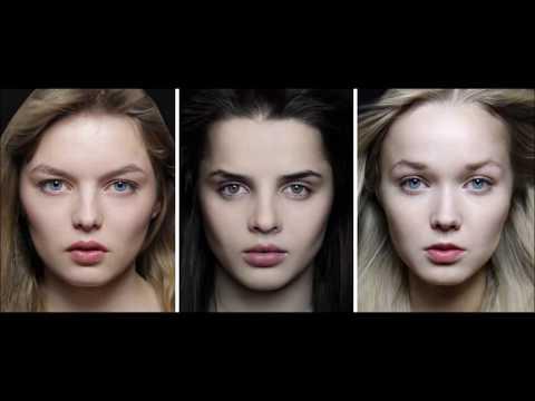 WOW:Девушки разных  национальностей Этнические  супер -красавицы