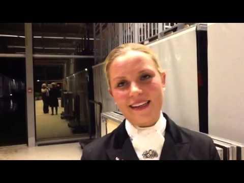 Ridehesten.com | JBK Horse Shows 2013 - Anna Kasprzak