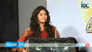 Iraivi is an important film for me becoz its close to my heart says actress Anjali