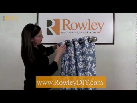 How-To Use Grommet Tape