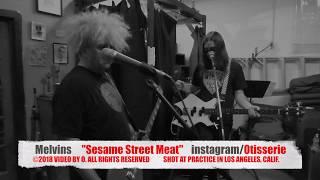 Melvins SESAME STREET MEAT