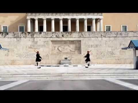 Changing of the Guards | Hellenic Parliament | Athens | 07.01.15