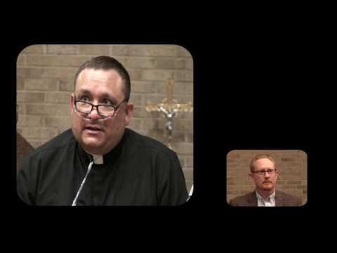Fr Dan Morales  Holy Family Catholic Church 5-25-2016