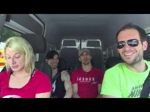 GET IN THE VAN!!!! Episode 105
