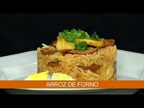 ARROZ DE FORNO E RATATOUILLE