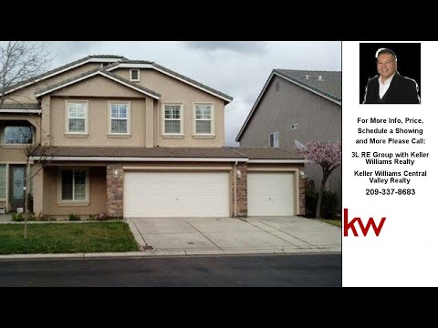 1131 Windjammer Drive, Stockton, CA Presented by 3L RE Group with Keller Williams Realty.