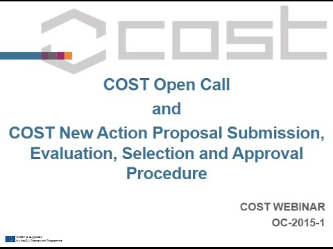 The New Cost Proposal Submission Evaluation Selection And Approval