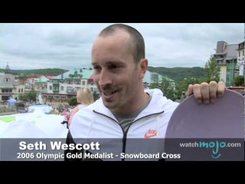 Interview With Olympic Snowboarder Seth Wescott - Gold Medalist