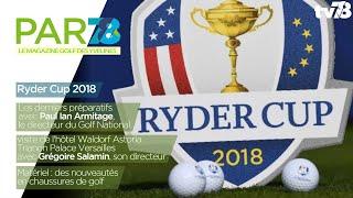 PAR78 spéciale Ryder Cup 2018