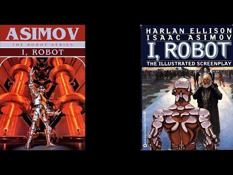 Book Review: I Robot (both original book and screenplay)