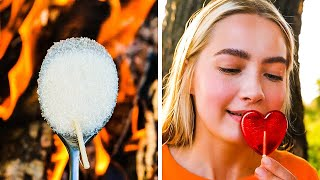 40 Clever Camping Hacks And Tips || 5-Minute Outdoor Cooking Ideas!