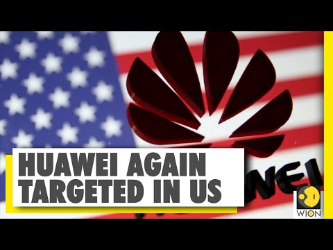 US: New rules to deter chip exports to Huawei | US-China | World News thumbnail