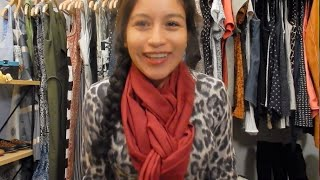 Different Ways to Wear a Scarf | Curias
