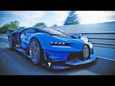 Bugatti Vision GT – Making Of