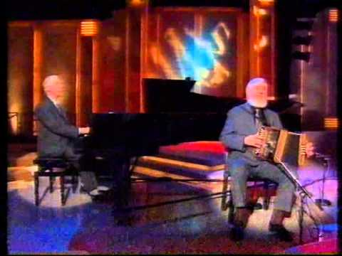 Joe Burke (Button Accordion) with Charlie Lennon (Piano)