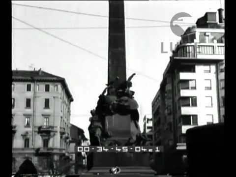 Le celebrazioni per il centenario dell'Unità d'Italia.