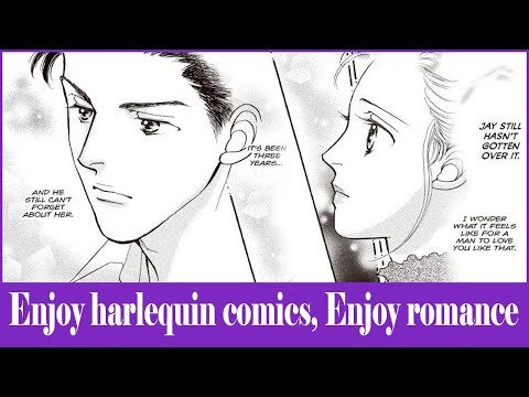 「harlequin-comic」previews-for-the-substitute-wife