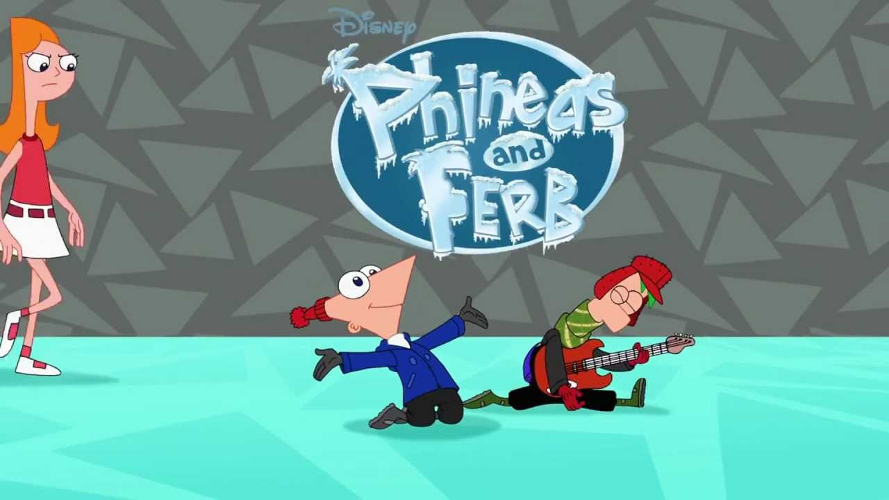 Phineas And Ferb Winter Vacation Theme Song 2012 Season