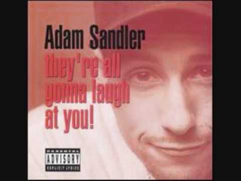 Adam Sandler  The Thanksgiving Song