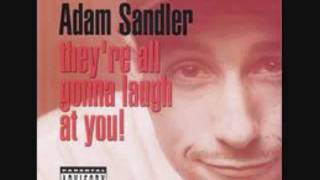 Watch Adam Sandler The Thanksgiving Song video