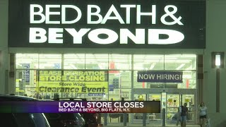 Bed Bath & Beyond to close