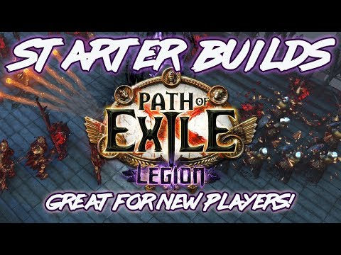 12 Best Legion 3 7 Beginner Builds Path of Exile PoE