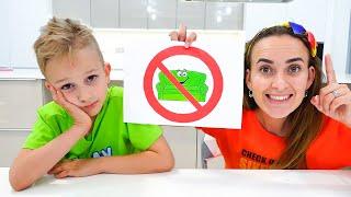 Vlad e regras de conduta para crianças