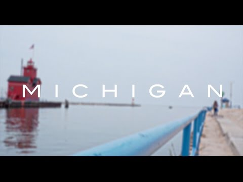 Michigan Road Trip