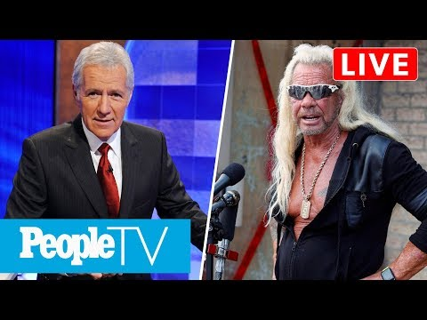 Alex Trebek Undergoes Second Round Of Chemo, Duane 'Dog' Chapman Hospitalized | LIVE | PeopleTV