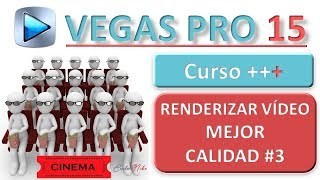 Download Video Renderizar video sony vegas pro 15 alta calidad. Curso Magix vegas pro 15. #3 MP3 3GP MP4