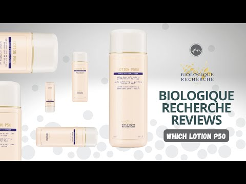 Which P50 Lotion for you