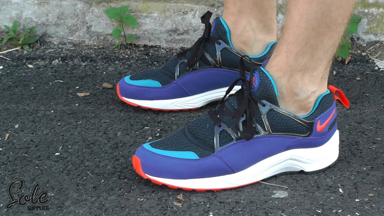 finest selection e404f e1021 Nike Air Huarache Light OG Ultramarine Review. The Sole Supplier