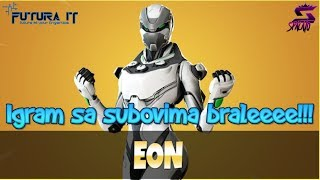 CUSTOMI!! I have an EON skin and you do not have it... !!! -#Fortnite #Balkan #Live-AIM 11K!!!