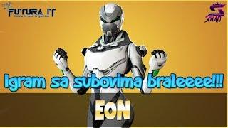CUSTOMI!! Ich habe eine EON-Haut und du hast sie nicht... !!! -#Fortnite #Balkan #Live-AIM 11K!!!