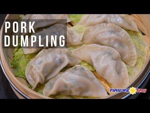 How to Make Pork Dumpling