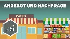 Angebot und Nachfrage – Grundbegriffe Wirtschaft ● Gehe auf SIMPLECLUB.DE/GO & werde #EinserSchüler