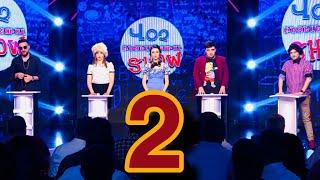 Women's Club 36 -  Ոչ ինտելեկտուալ հեռուստաշոու 2 /Գրիգ, Պոնչ, Տոմա, Սոնա, Զիրոյան/