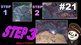 Hearts of Iron 4 - Waking the Tiger - Restoration of the Byzantine Empire - Part 21