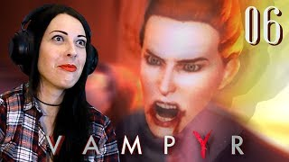 VAMPYR Walkthrough Part 6 - SHE MAD