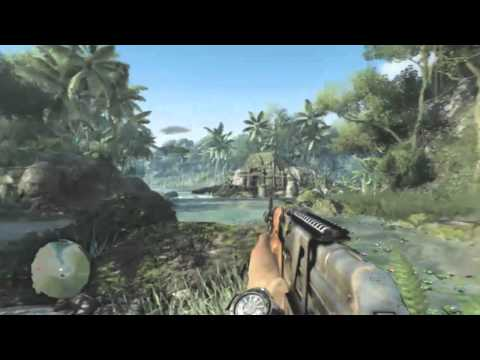 Far Cry 3 E3 Trailer Gameplay Oficial Español Latino.