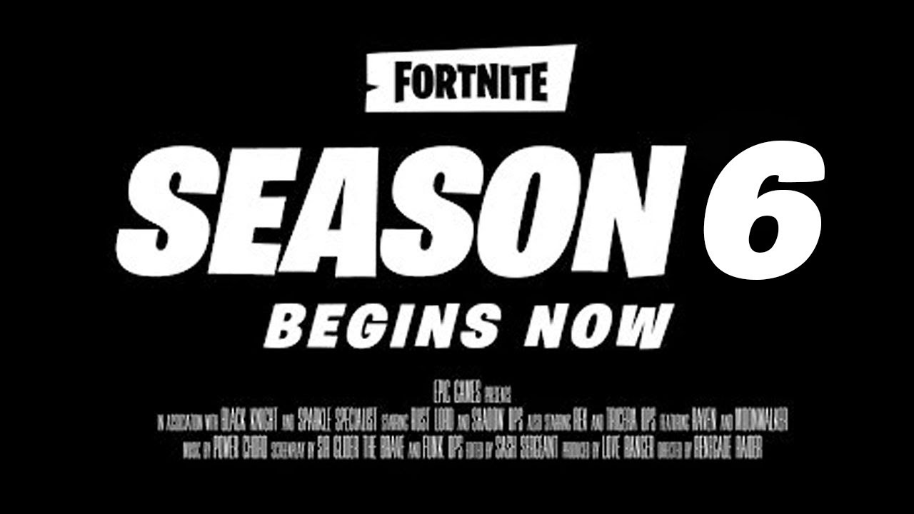 Season 6 Trailer Fortnite Youtube