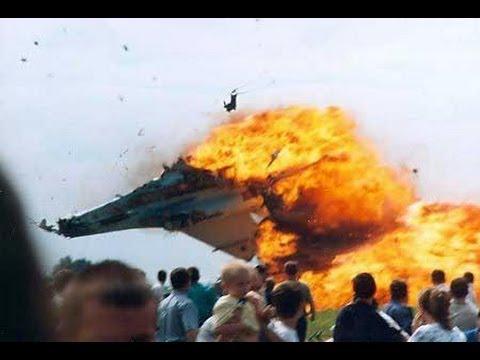 Jet Crash Air Show El Toro Orange County California