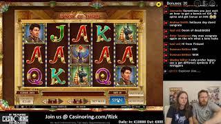 [OPENING NOW] €10.000 BONUSHUNT!! Bonus stream with Jen!! Get in!
