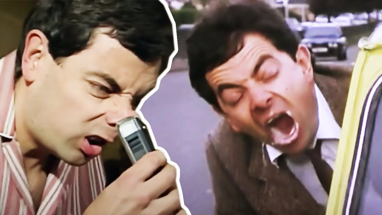 Late For The Dentist | Funny Clips | Mr Bean Official