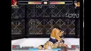 Super Strip Fighter IV Gameplay