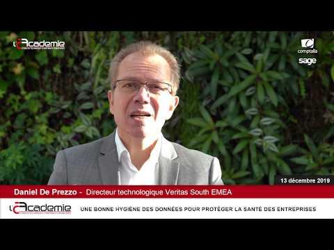 Les Entretiens de l'Académie : Daniel De Prezzo
